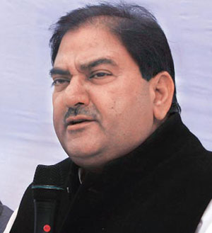 Abhay Singh Chautala may lose post in boxing federation