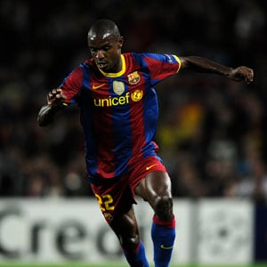 Abidal is 'irreplaceable', says Guardiola