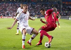 UEFA Champions League qualifiers: Zenit advance, AC Milan draw, Celtic lose