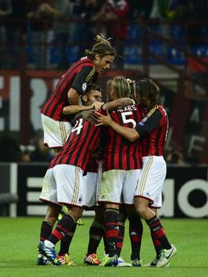 UEFA Champions League: Late double leads AC Milan past Celtic