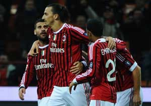 Milan look to maintain resurgent form at Roma