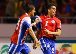 Costa Rica beats US 3-1 in World Cup qualifying