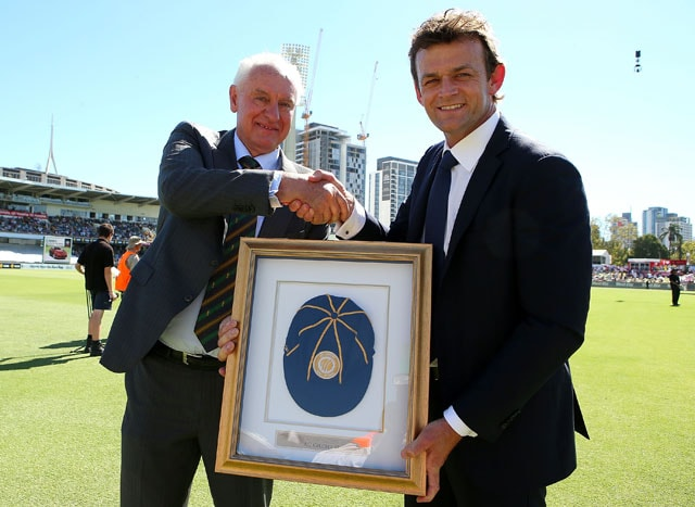 Adam Gilchrist inducted into ICC Hall of Fame
