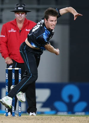 New Zealand include pacer Adam Milne in ODI squad for India series