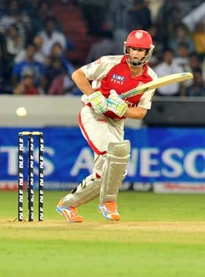 IPL 2013: Upbeat Kings XI Punjab now target Rajasthan Royals