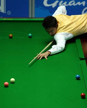 Asian snooker open