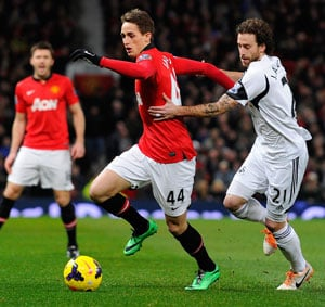 FIFA World Cup: Manchester United's Adnan Januzaj Included in Belgium Squad