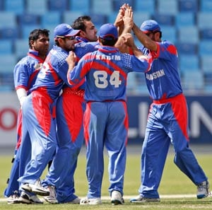 Afghanistan targets World T20 spot to prove itself