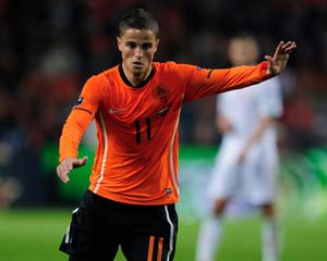 Fit-again Ibrahim Afellay makes Holland's final Euro squad