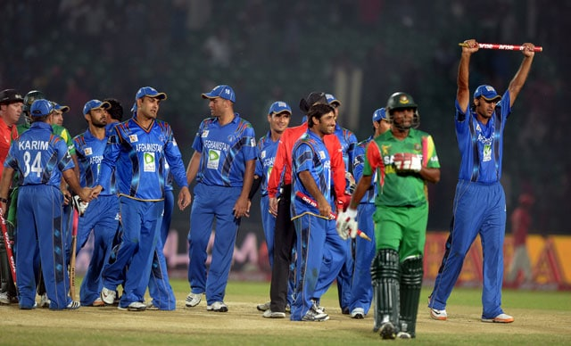Asia Cup: Spirited Afghanistan await Sri Lanka test