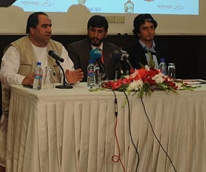 Afghanistan launches first professional football league
