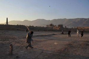 Five local Afghanistan cricketers shot dead by gunman on motorcycle