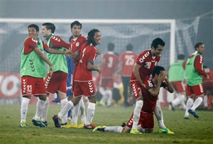 SAFF Cup: Afghanistan wins first international football title