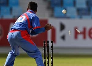 Afghanistan hammer Bermuda in ICC World Cup Twenty20 qualifiers