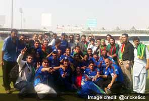 Afghanistan's big leap in international cricket, qualify for 2015 World Cup