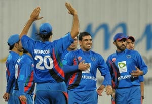 ICC allocates USD 422,000 for developing Afghanistan cricket