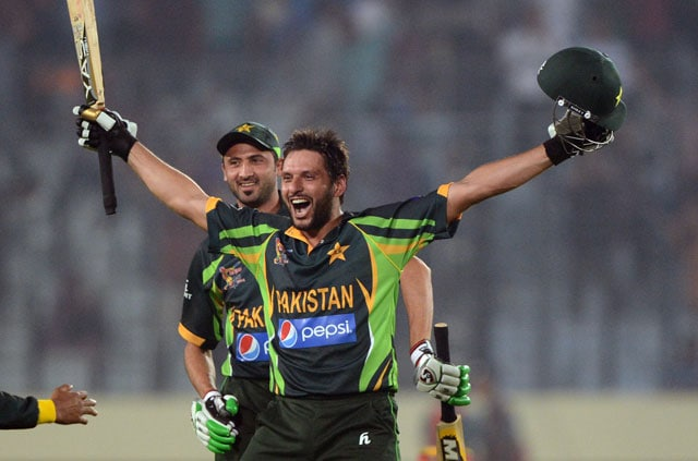 Asia Cup: Shahid Afridi and Kumar Sangakkara set to light up final
