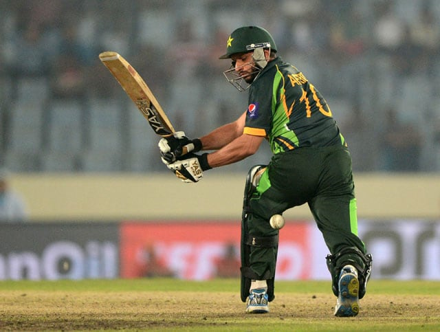 ICC World Twenty20: Will do my best to help Pakistan win title, says Shahid Afridi