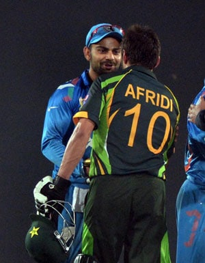 Asia Cup 2014: Shahid Afridi admits feeling the pressure to perform against India