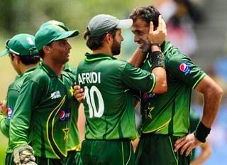 Pakistan target a whitewash