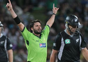 Afridi's freedom finds support in Ramiz Raja