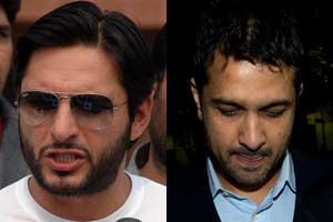 I refused to meet Mazhar Majeed: Afridi