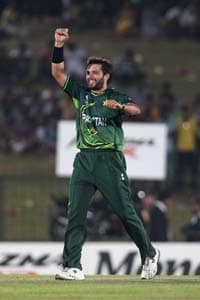 Afridi to lead Pakistan A against Afghanistan