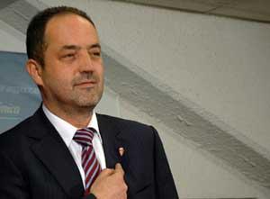 Zaragoza president to sell majority stock