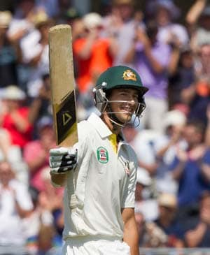 Ashes: Ashton Agar 'super-happy' with record-breaking 98
