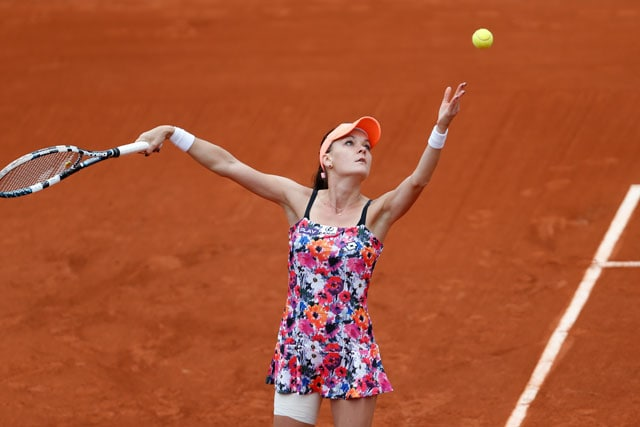 French Open: Third seed Agnieszka Radwanska Marches Into Second Round