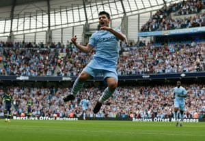 Foreign stars get rough ride in England, says Sergio Aguero