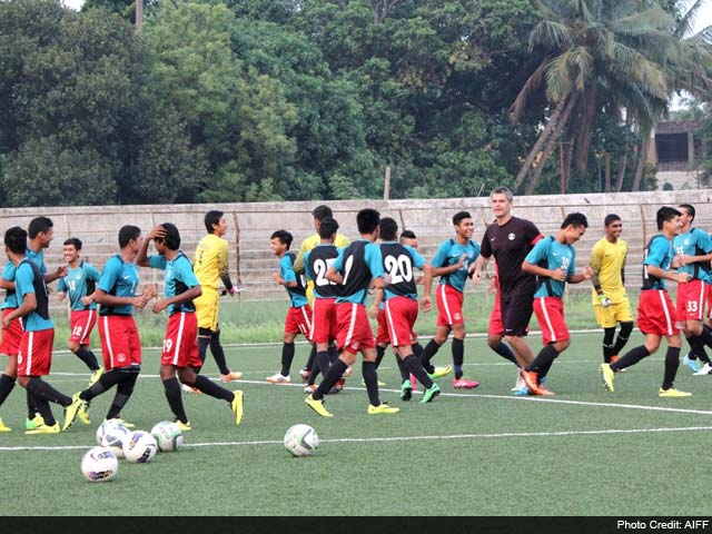 AIFF XI Draw 1-1 With PVF Vietnam in Asian Champions Trophy