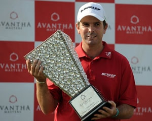 Thomas Aiken wins Avantha Masters, Gaganjeet Bhullar signs off 2nd