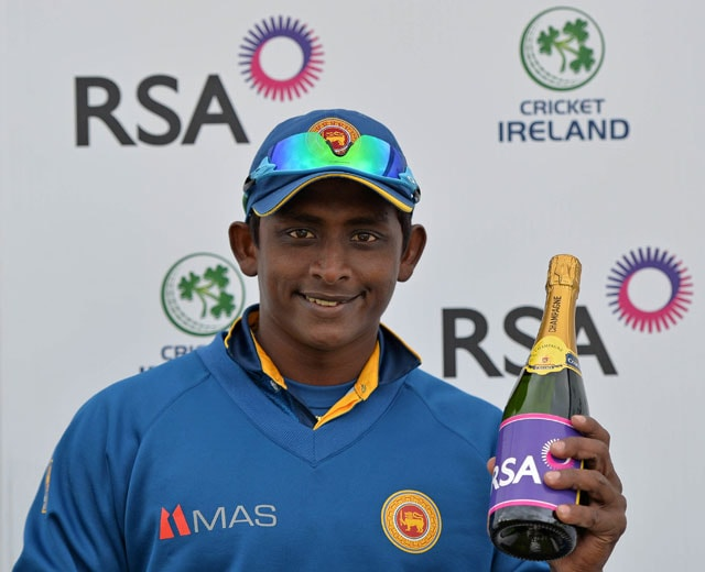 Ajantha Mendis Shines as Sri Lanka Prove Too Strong for Ireland in First ODI
