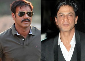 Will Ajay Devgn root for Shah Rukh's KKR in Champions League T20?