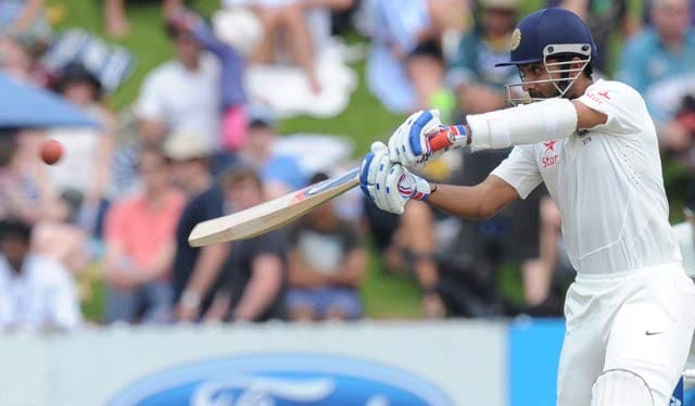 Ajinkya Rahane hits maiden Test ton to give India big lead