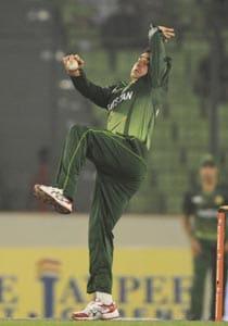 Pakistan's Saeed Ajmal unveils academy plan