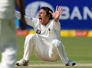 1st Test: England collapse as Saeed Ajmal takes 7