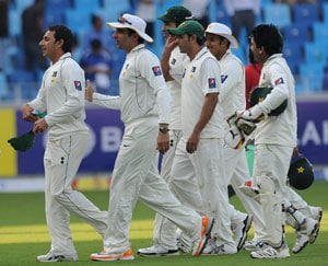 Statistical highlights 1st Test: England vs Pakistan, Day 1