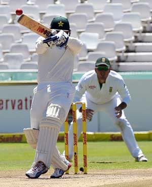 2nd Test, South Africa vs Pakistan: Statistical highlights