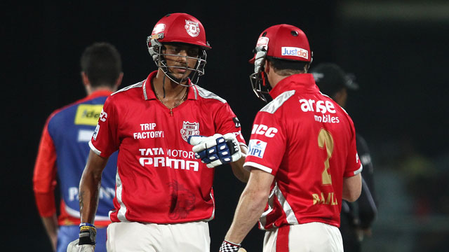IPL: Kings XI Punjab Edge Delhi Daredevils to Confirm Spot in Playoffs