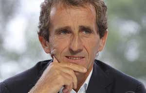 Alain Prost rejects calls for F1 overhaul