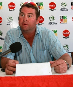 Campbell resigns as Zimbabwe national selector