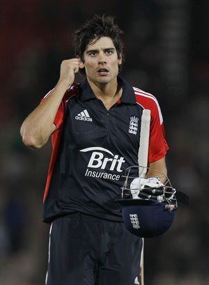 Alastair Cook eager to prove T20 credentials