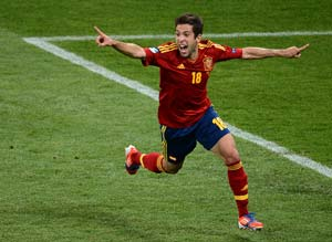 Jordi Alba out as Spain face France in a must-win tie