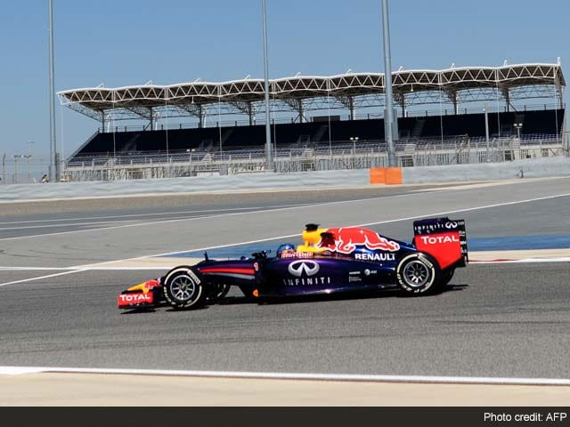 Formula One races ahead, powered by uncertainty
