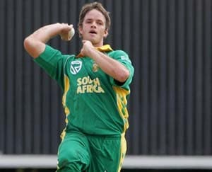 Albie Morkel recalled to South Africa ODI squad