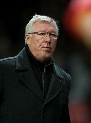 Manchester United to 'kick it out': Alex Ferguson