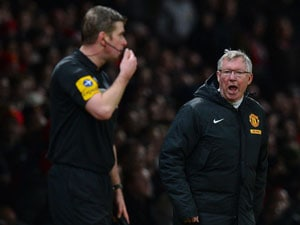 Sir Alex Ferguson escapes action over officials rant: Football Association
