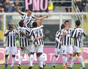 Udinese smack Palermo for seven